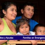 Familias en Emergencias