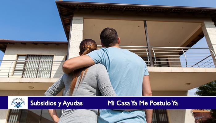 Mi Casa Ya Me Postulo Ya