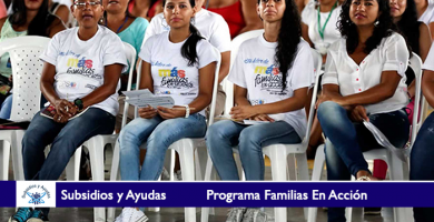 Programa Familias En Acción