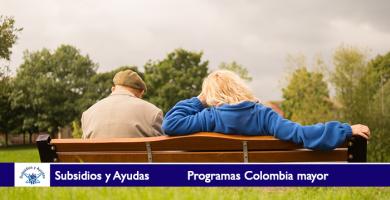 Programas Colombia mayor